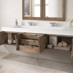 Modern Bathroom Vanity Set