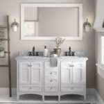 Small Bathroom Double Vanity Sets