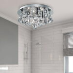 Stylish Bathroom Ceiling Lighting Ideas