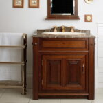 Traditional Bathroom Coutry Vanity