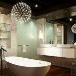 Clever Bathroom Lighting Ideas