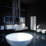 Contemporary Light Fixtures for Bathroom
