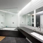 Easy Bathroom Lighting Designs