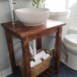 Elegant Vanity for Small Bathroom