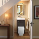 Great Bathroom Opportunities under Your Stairs